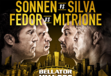 Bellator NYC Sonnen vs Silva Press Conference